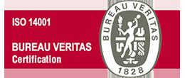 ISO 14001 Bureau Veritas Certification