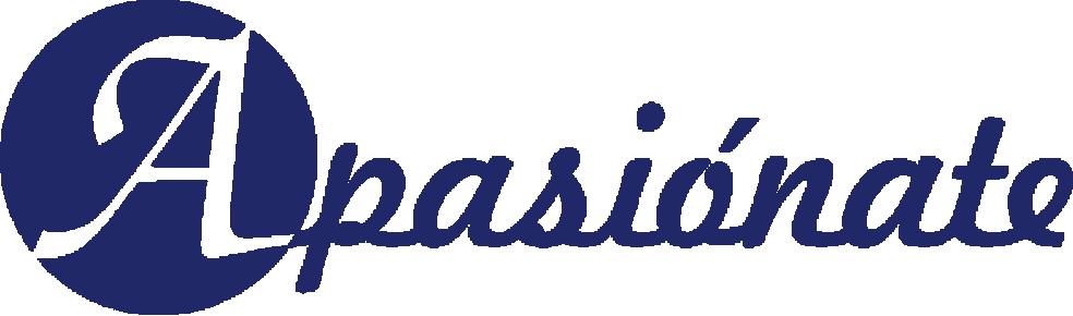 Logo Apasiónate
